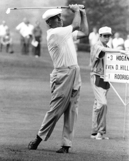 a biography of ben hogan an american professional golfer Ben hogan - a biography of one of golf's outstanding players by golf europe golf europe home ben hogan (1912 - 1997) born texas he was voted the greatest golfer of all time by american sports writers.
