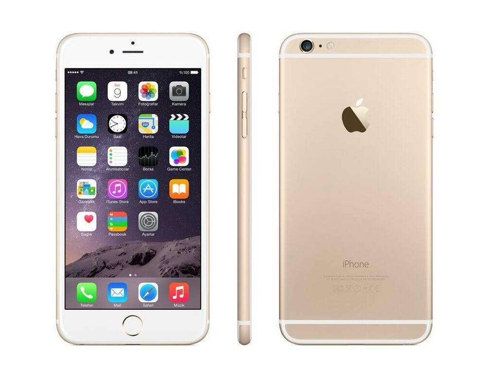 locked iphone 6 apple iphone 6 16gb verizon locked gold smartphone sb 12592