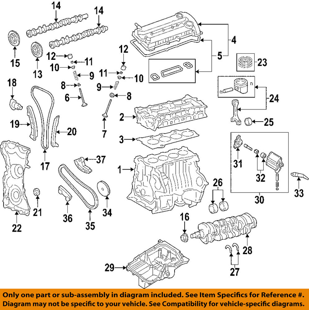 94 Miata Engine Diagram Data Wiring Diagrams 1992 Mazda Protege Oem 06 14 Mx 5 Timing Camshaft Cam Gear 2001 Cooling System