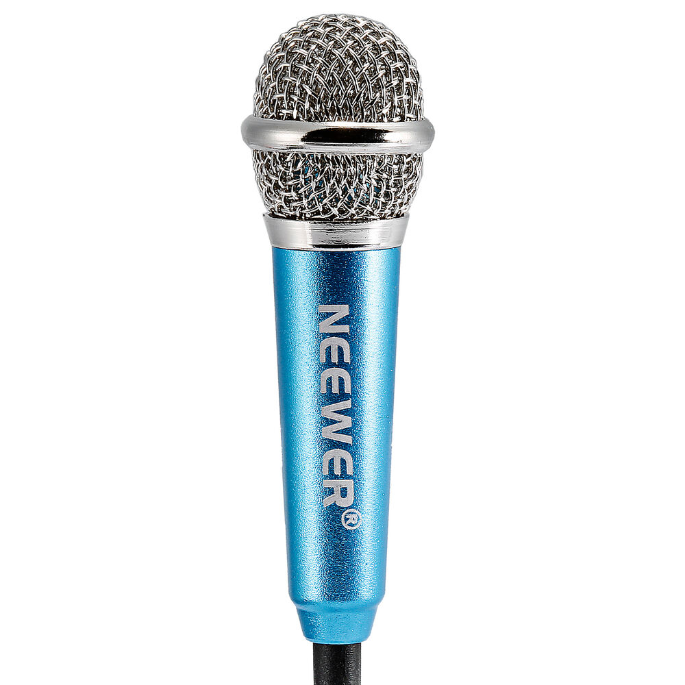 Neewer Mini Condenser Microphone For Ios Android
