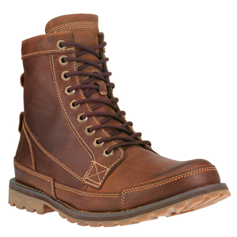 s timberland earthkeepers original leather 6 boot