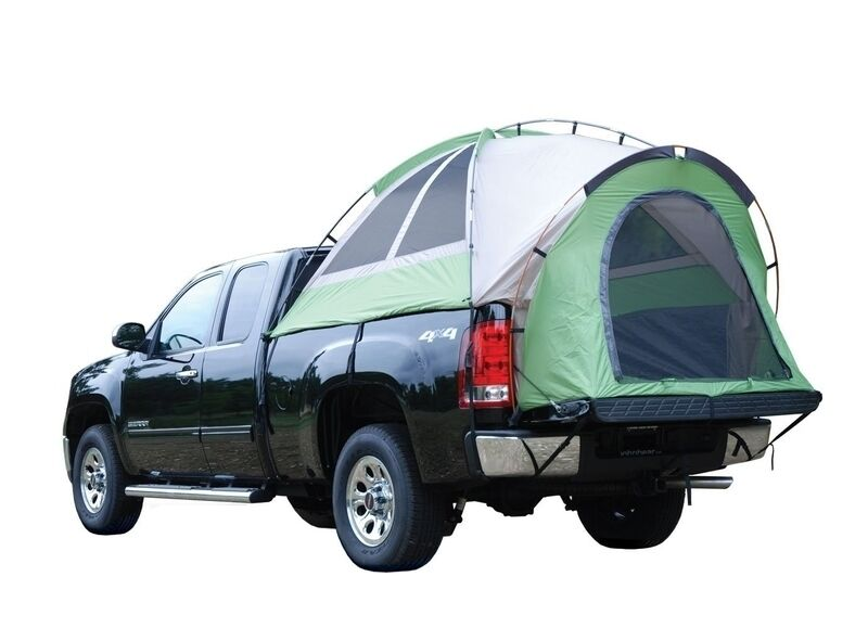 napier outdoors backroadz truck tent compact short bed. Black Bedroom Furniture Sets. Home Design Ideas