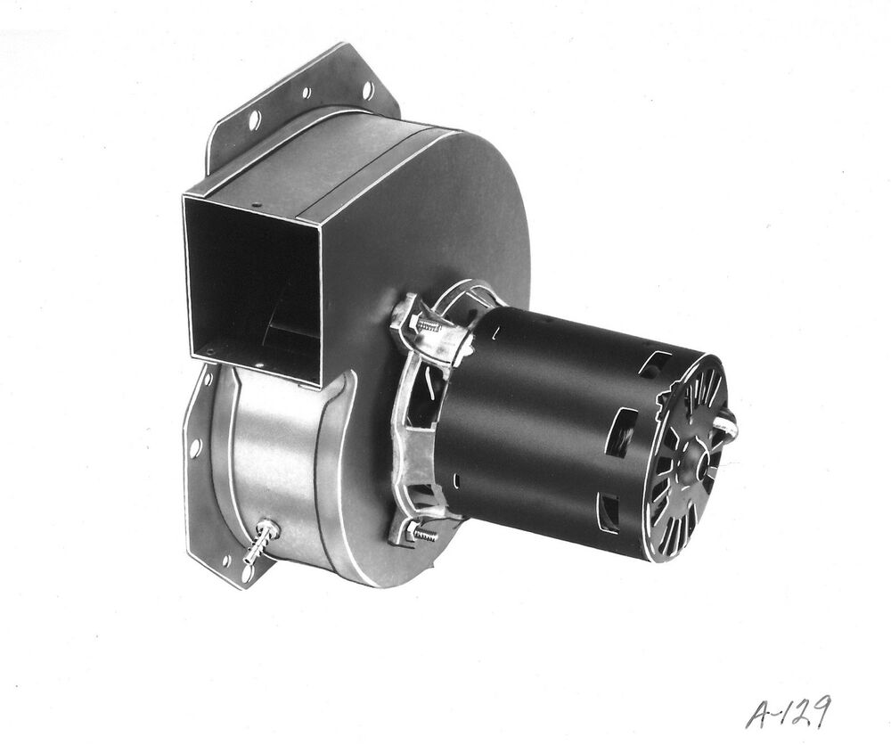Fasco A129 Specific Purpose Oem Replacement Blower