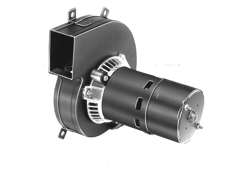 Fasco A144 1 Speed 3000 Rpm York Blower Motor 208 230v