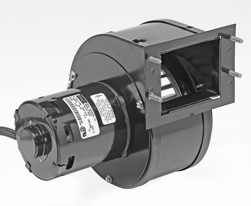 Fasco a191 1 speed 1 15 hp 3000 rpm trane blower motor for Fasco motors and blowers