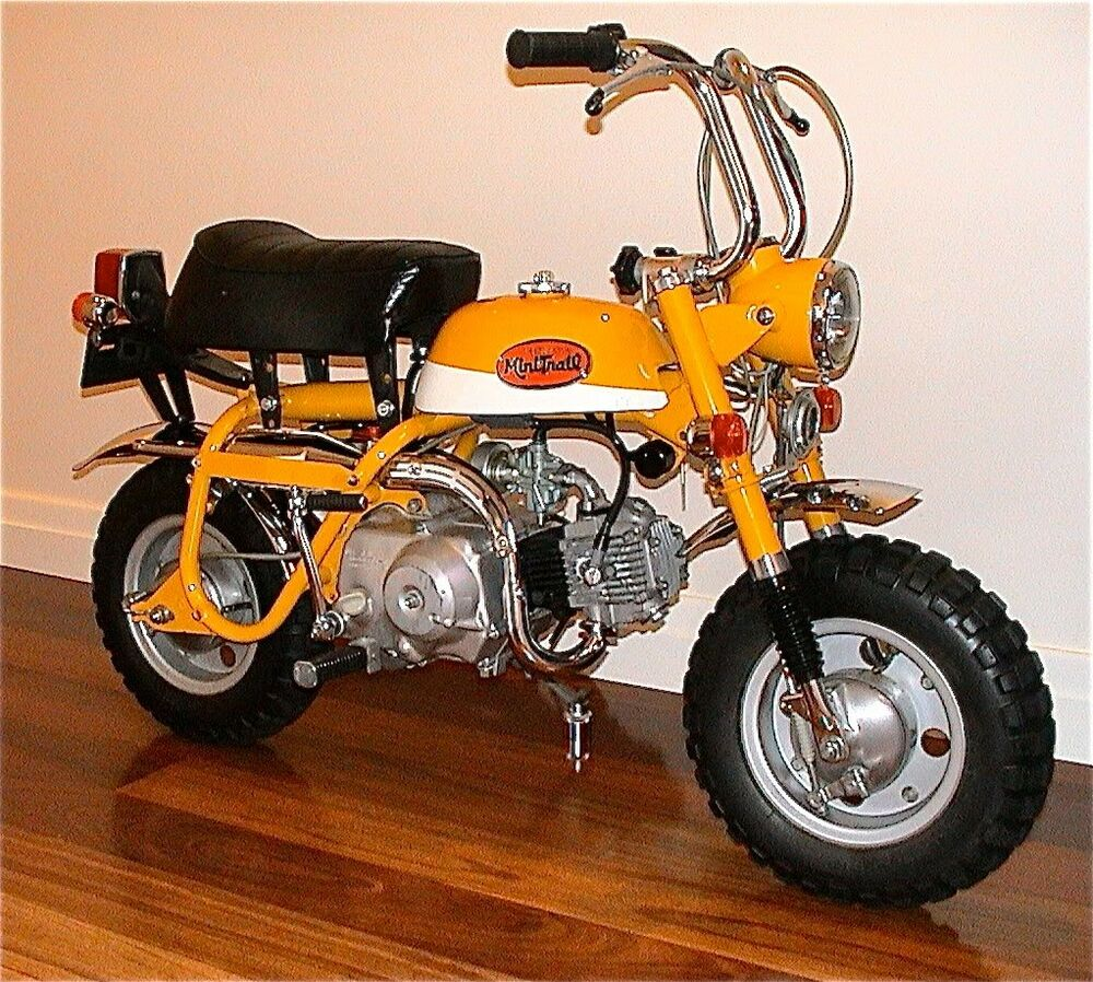 Mexican Yellow Custom Mix Paint For Honda Motorcycles