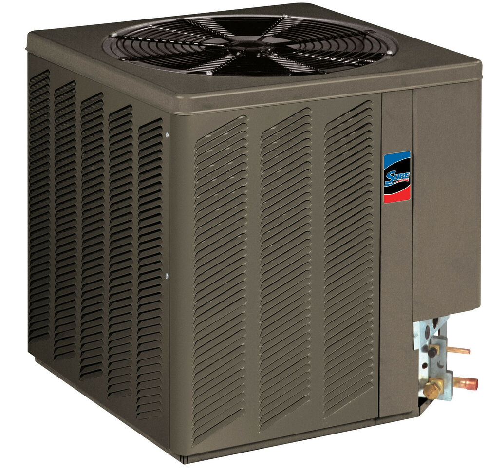 Sure comfort 2 5 ton 14 seer r410a a c air conditioner for Window 0 5 ton ac