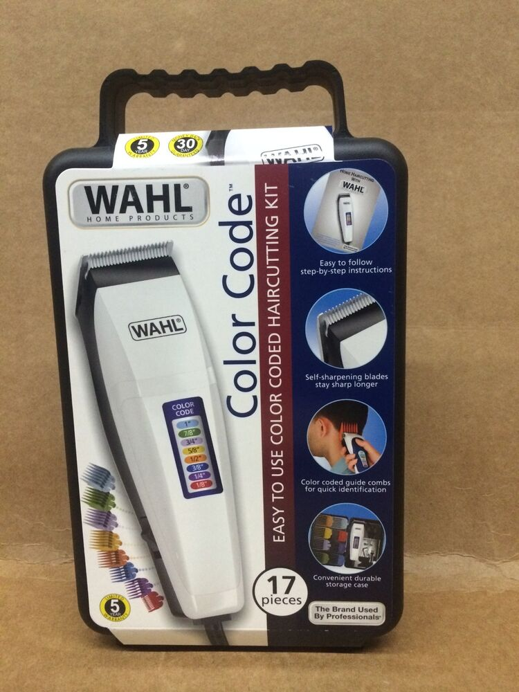 home haircutting with wahl pdf