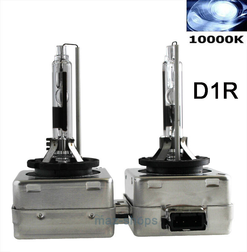 2Pcs AC D1R 10000K Blue OEM HID Headlight Bulb Fit 2003