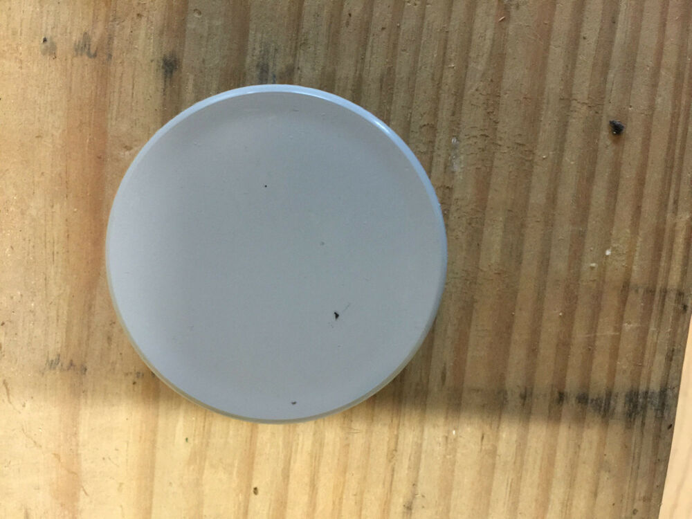 Quot id pvc cap for thin wall pipe lot