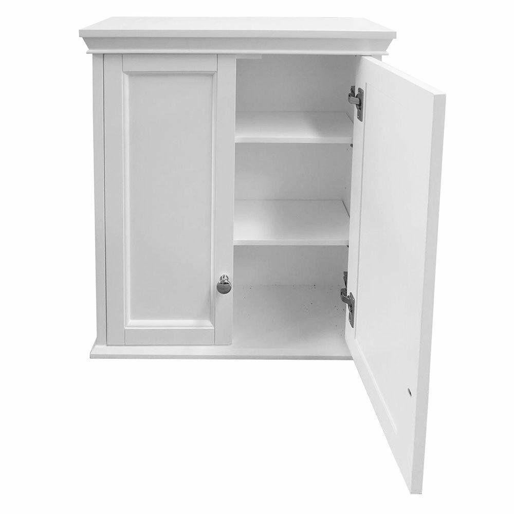 Foremost Haven 24 In W Wall Cabinet In White Trww2428 2