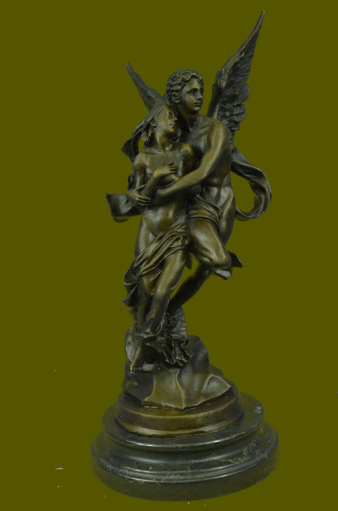 how to clean marble statue