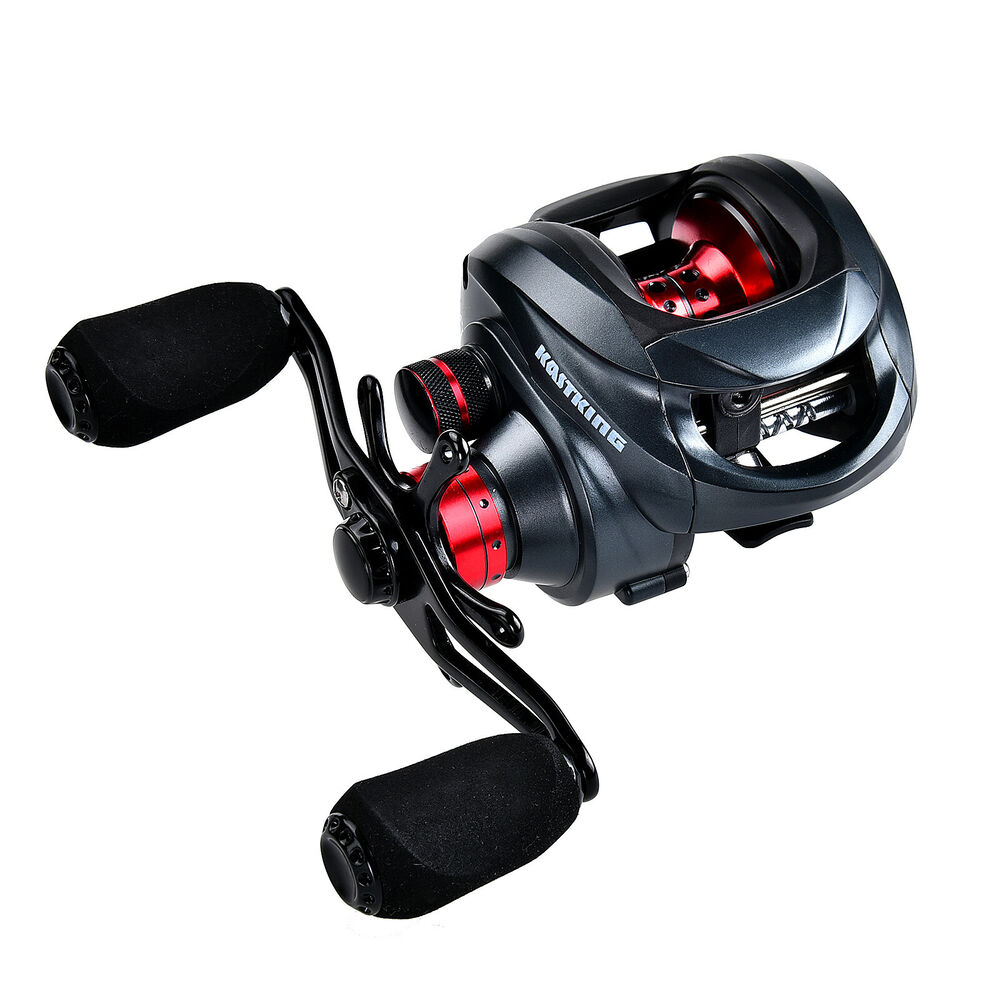 Kastking spartacus baitcasting reel low profile reel bass for Bass pro fishing reels