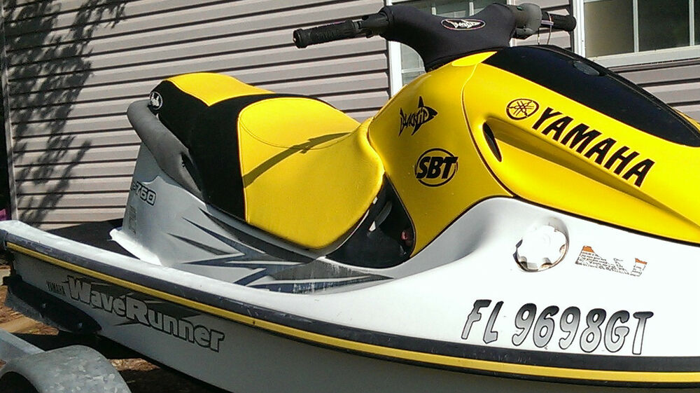 Yamaha 1997 99 gp1200 1998 00 gp800 97 00 gp760 yellow for 97 yamaha waverunner 760 parts
