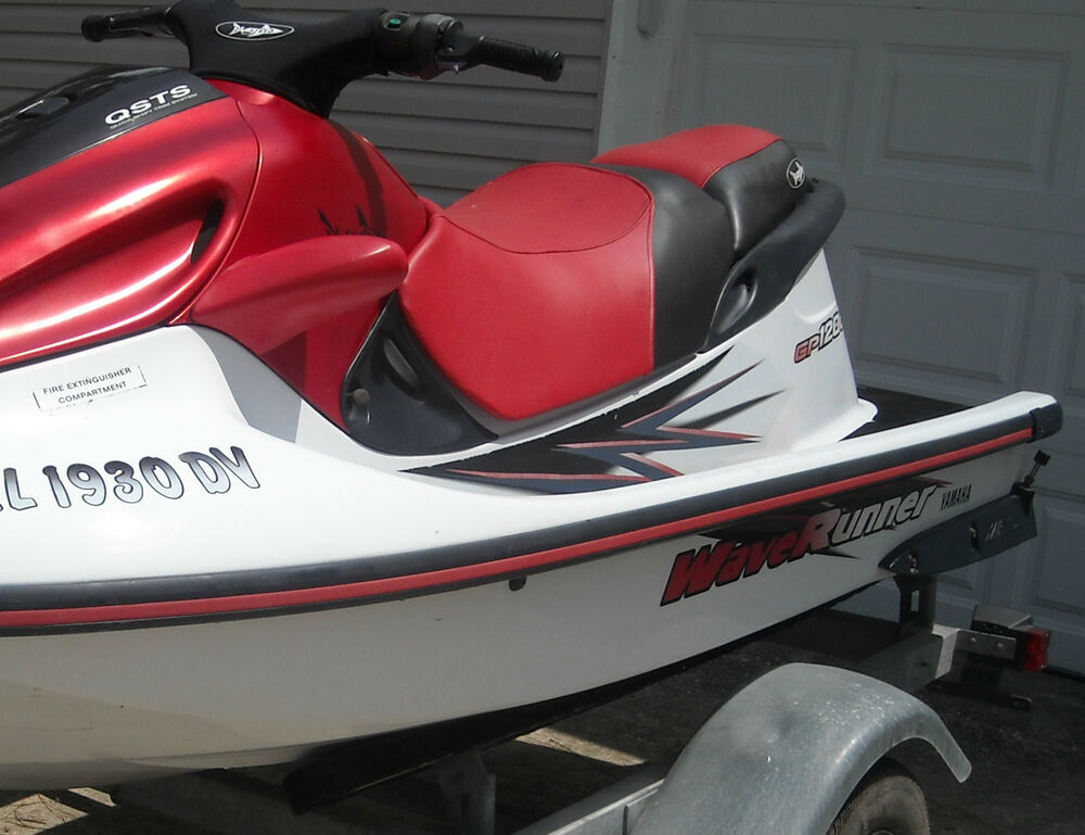 Yamaha 1997 99 gp1200 1998 00 gp800 97 00 gp760 red black for 97 yamaha waverunner 760 parts