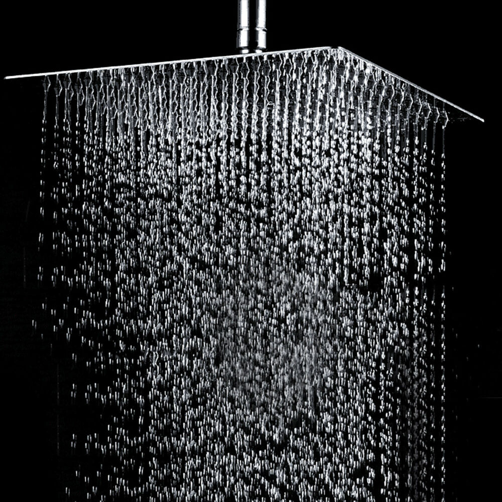 Rain Shower Head | eBay