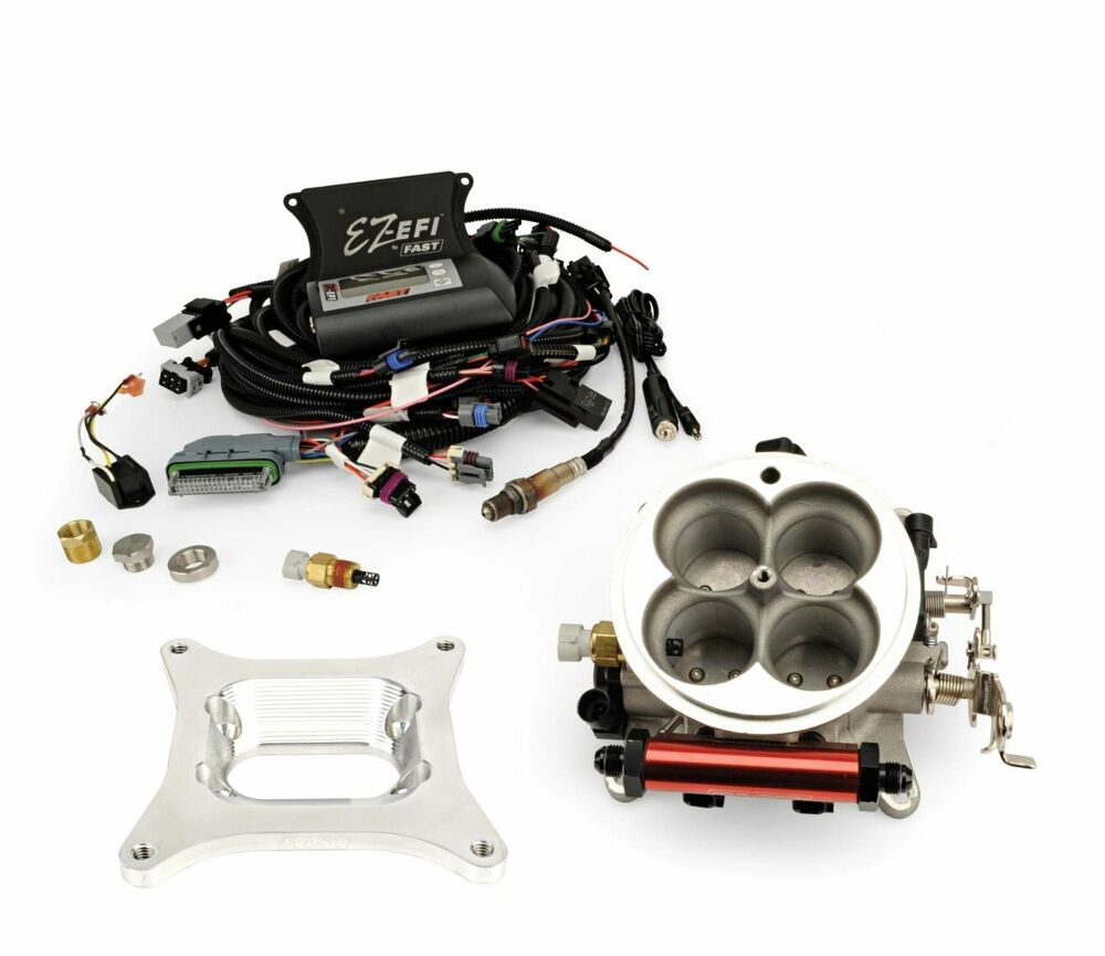 Fuel injection system manual