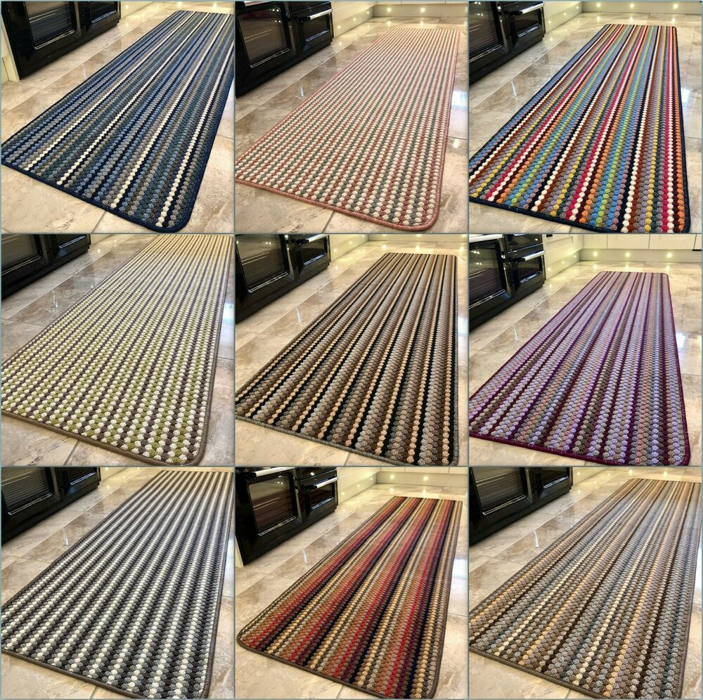Rubber Kitchen Mats: New Small Large Machine Washable Bright Colourful Kitchen