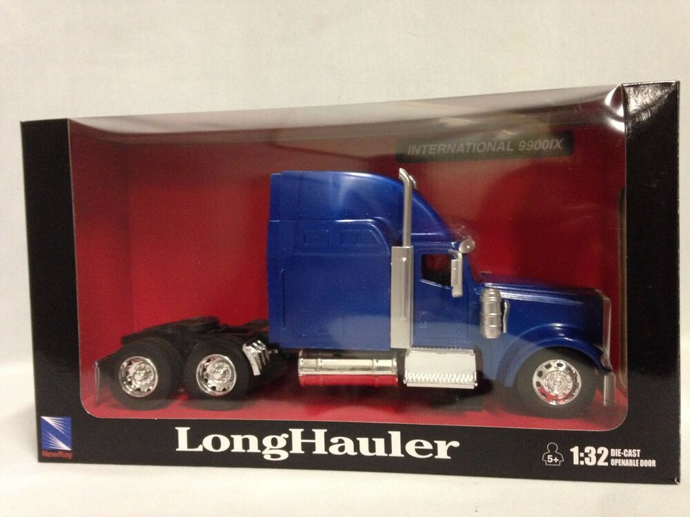 Big Dump Trucks >> International 9900ix Truck Cab, 1:32 Diecast, Collectible ...