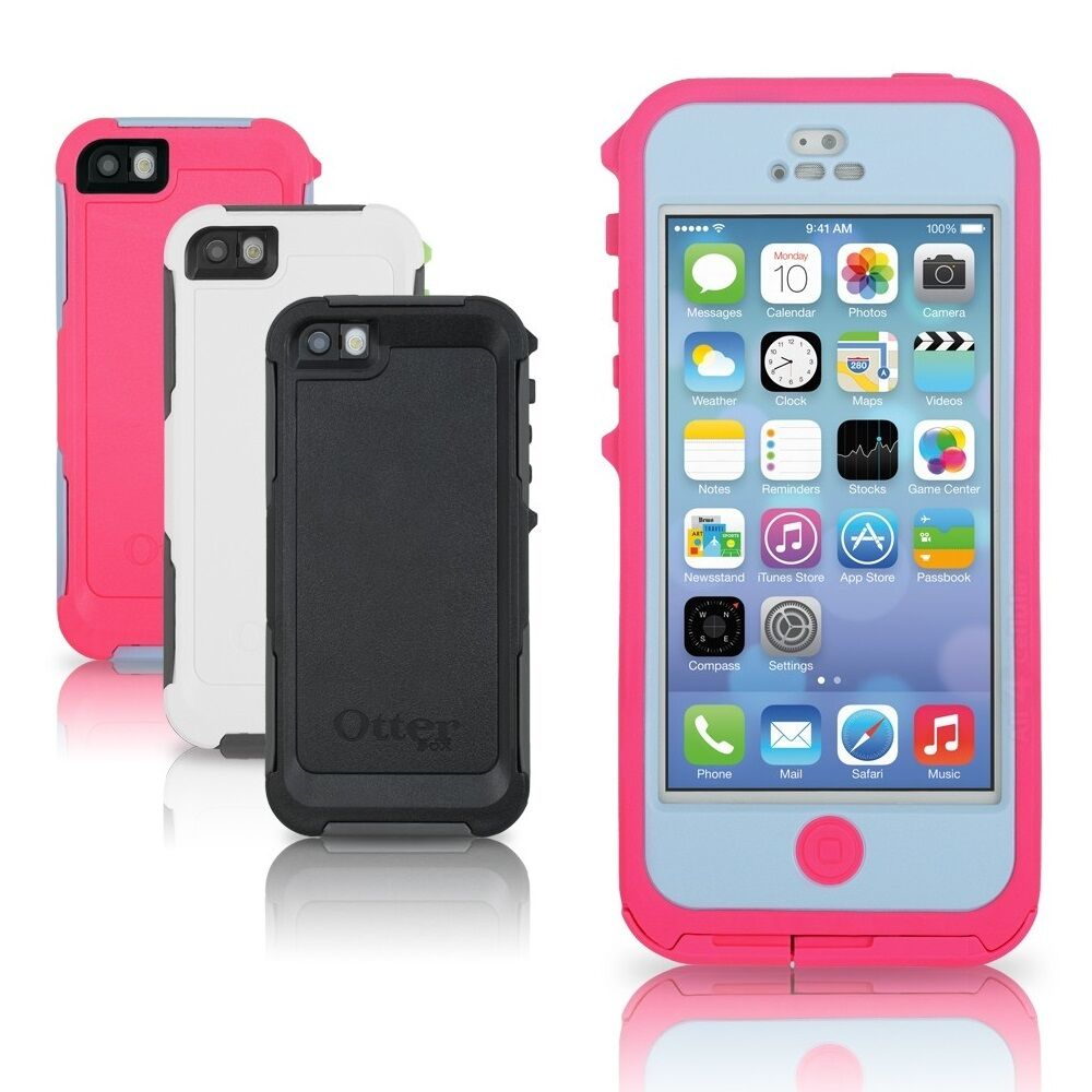 otterbox iphone 5s case genuine otterbox preserver waterproof for apple 8049