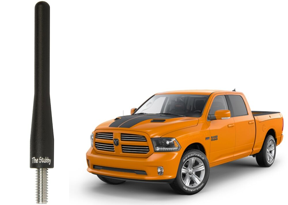 2009 2017 Dodge Ram 1500 2500 3500 Stubby Radio Antenna