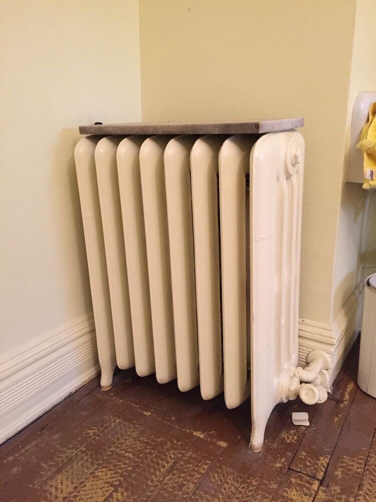 Antique Cast Iron Radiator 8x4colomn 12 5 Quot Dx24 Quot Wx32 Quot H