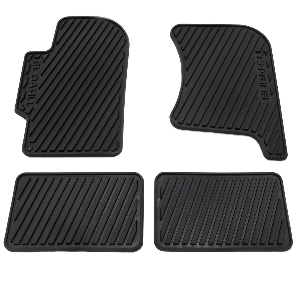 2000 2007 Subaru Impreza Wrx Sti All Weather Floor Mat