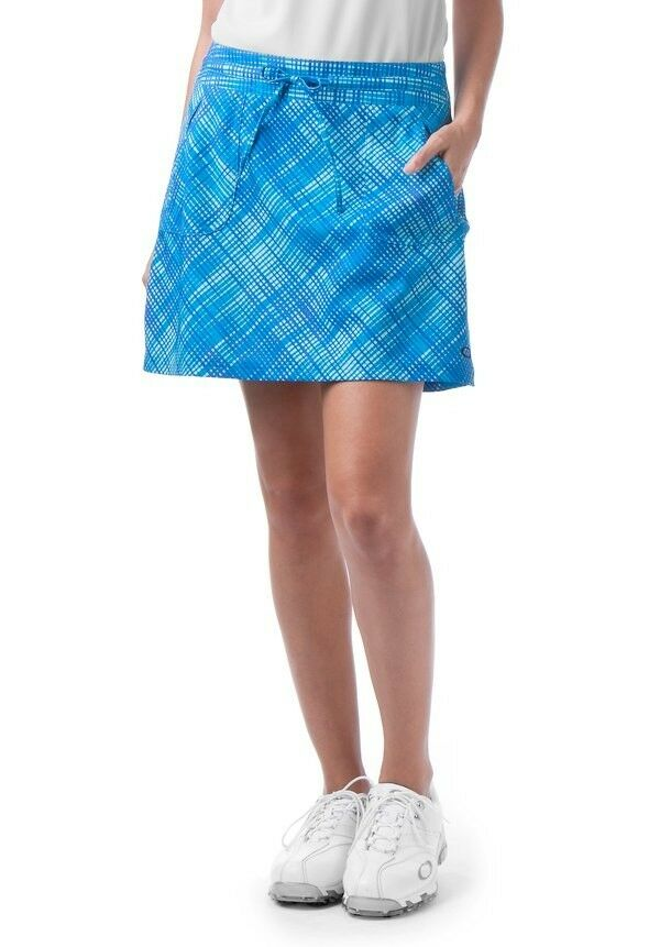 s oakley golf clubhouse printed skort skirt shorts