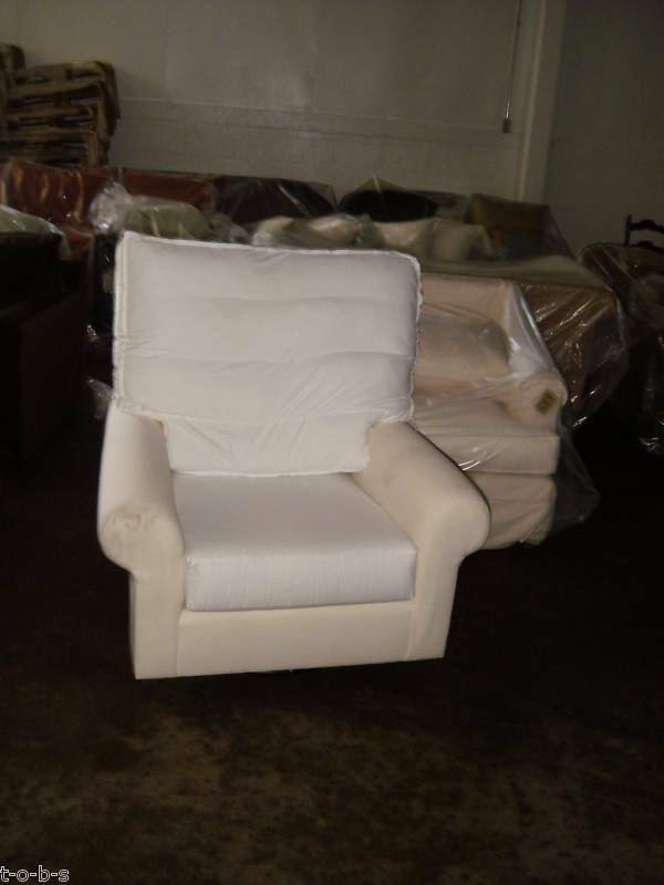 ... Comfort Rocker Rocking Swivel Glider Nursery Baby Chair no sl  eBay