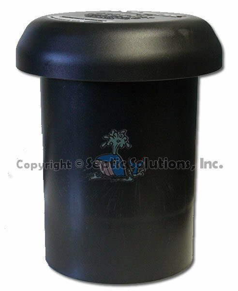 1 5 Quot Septic Amp Sewer Odor Vent Pipe Filter For Roof Vent