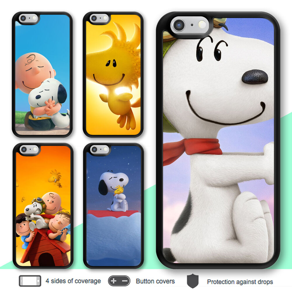 Snoopy Iphone  Plus Case