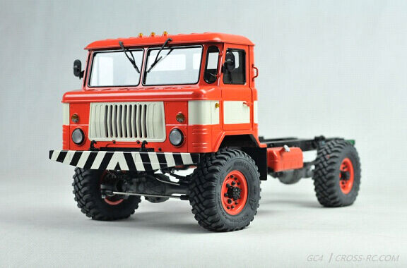 4x4 Truck And Tractors : Cross rc gc rock crawler truck tractor kits
