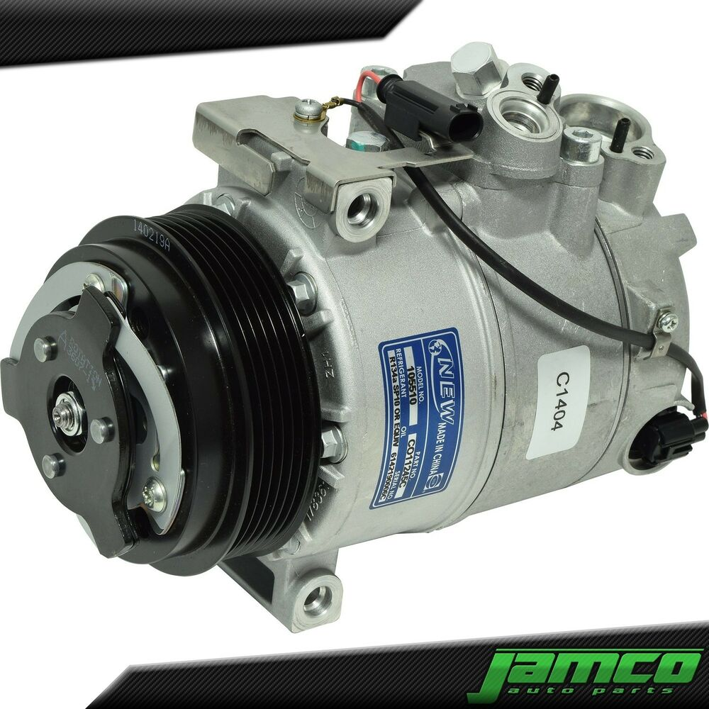 New Ac Compressor A C For Mercedes Benz C320 E320 E550