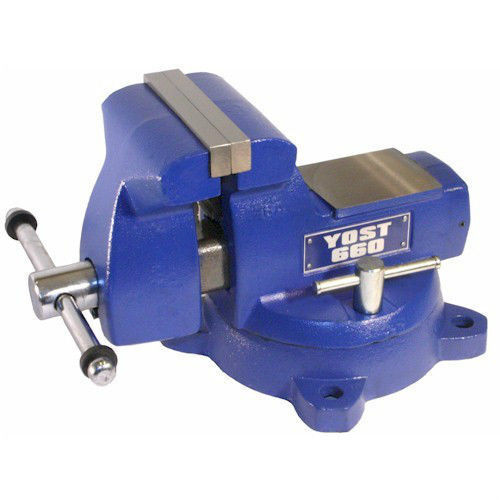 Yost 660 6 Mechanics Bench Vise Ebay