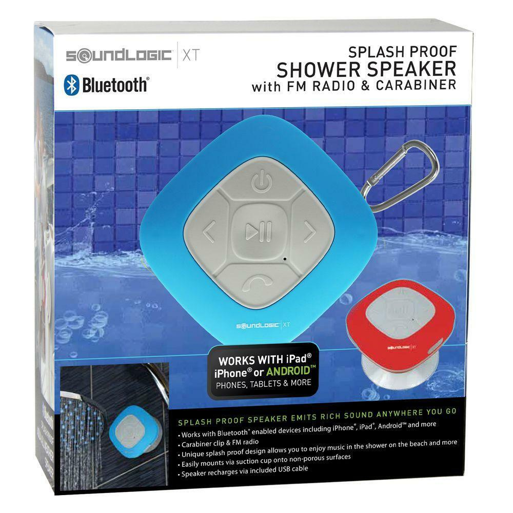 Shower Radio With Bluetooth