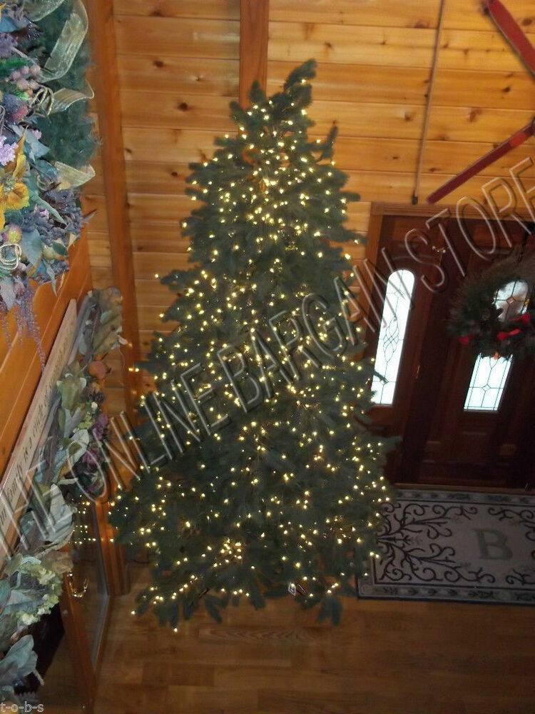 Frontgate Christmas Xmas Holiday 10' Foot Austrian Pine