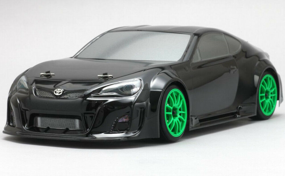 yokomo 1 10 rc car body shell m7 advan max orido toyota 86 drift body sd m78b ebay. Black Bedroom Furniture Sets. Home Design Ideas