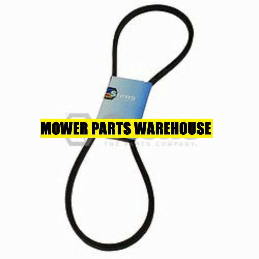 Snapper Mowers Replacement Parts : Replacement snapper mower hydro pump belt z rider