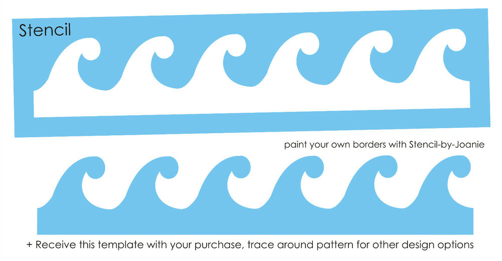 How To Paint A Border On A Wall
