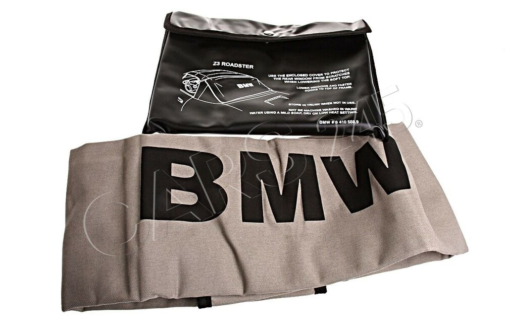Genuine Bmw Z3 Roadster Rear Window Cover Oem 54218410559