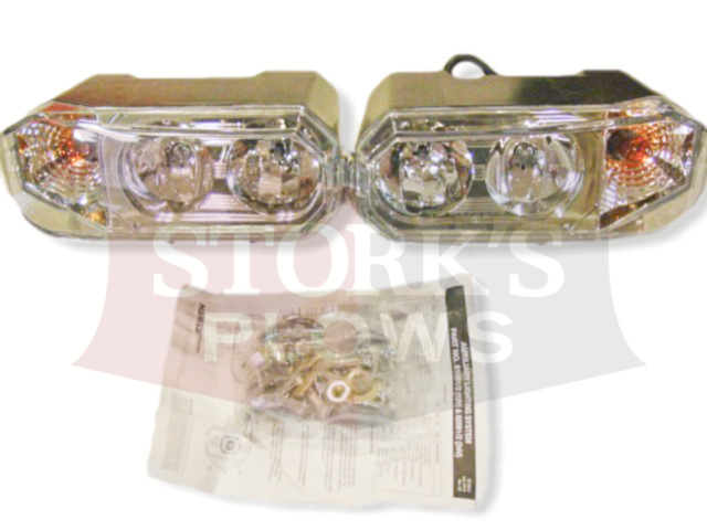 New Style Curtis Sno Pro 3000 Plow Lights Snowplow Light
