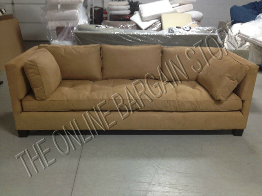 Williams Sonoma Home Pottery Barn Wilshire Sofa Couch