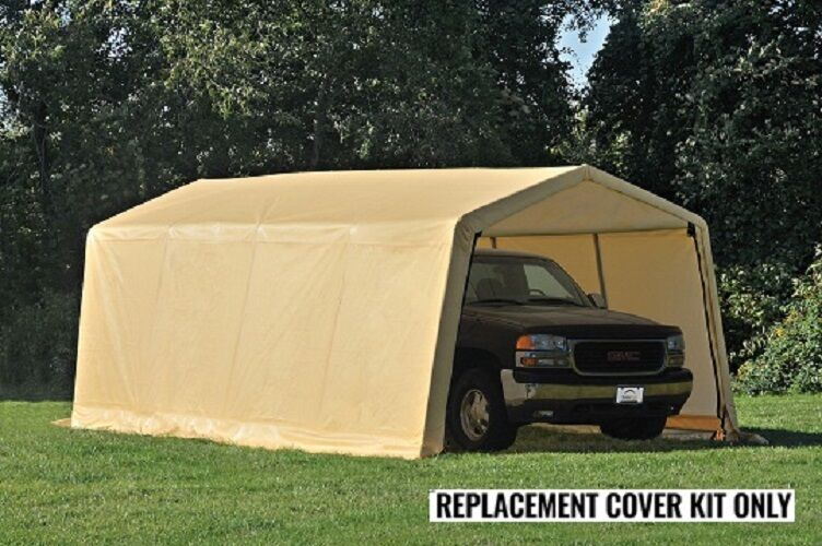 Shelterlogic Replacement Cover 10x20 Peak 90506 801232