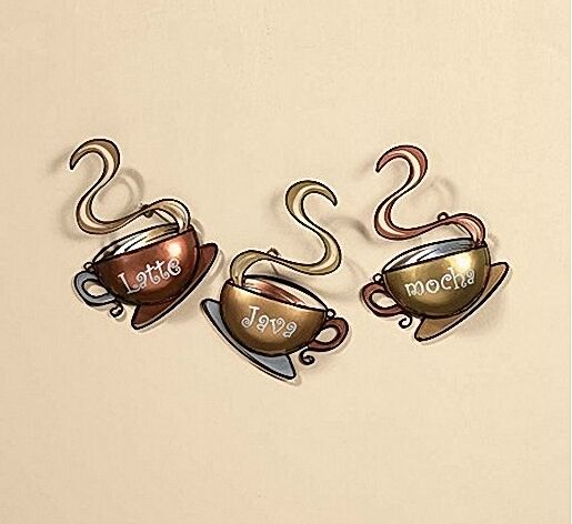 Kitchen Wall Plaques Coffee