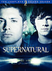 Supernatural - The Complete Second Season (DVD, 2007, 6-Disc Set)