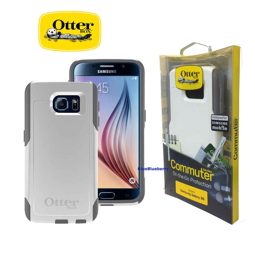 new styles 15e93 6b0d4 New! Otterbox Commuter Series case for Samsung Galaxy S6 | eBay