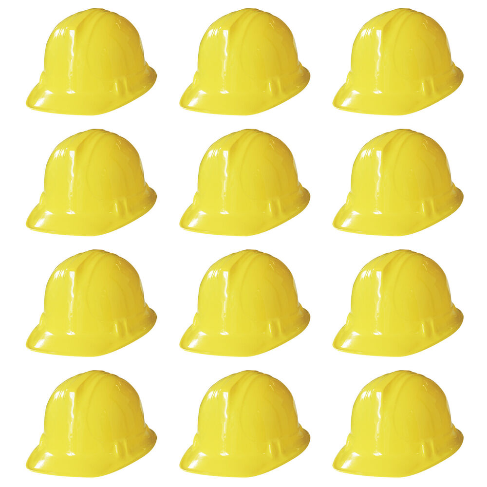 party construction hats adults