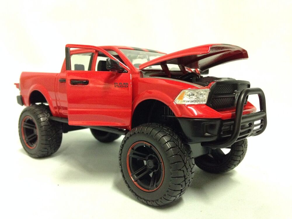 2014 dodge ram 1500 off road collectible diecast 1 24. Black Bedroom Furniture Sets. Home Design Ideas
