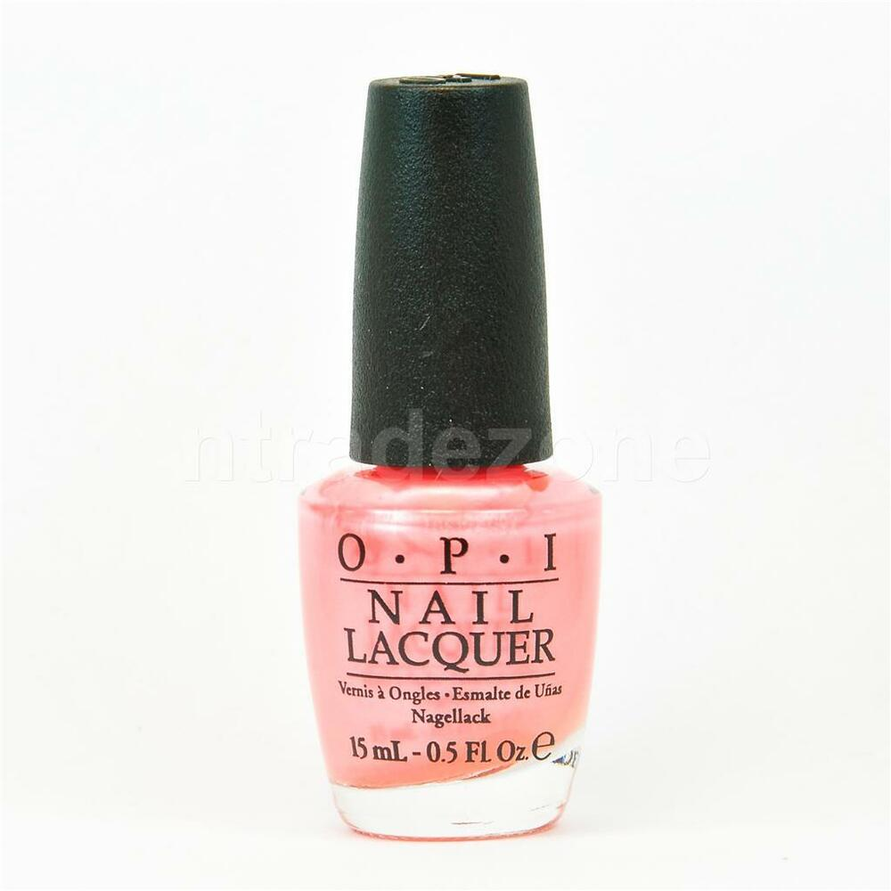 Tutti Frutti Nails: OPI Nail Polish Lacquer Soft Shades