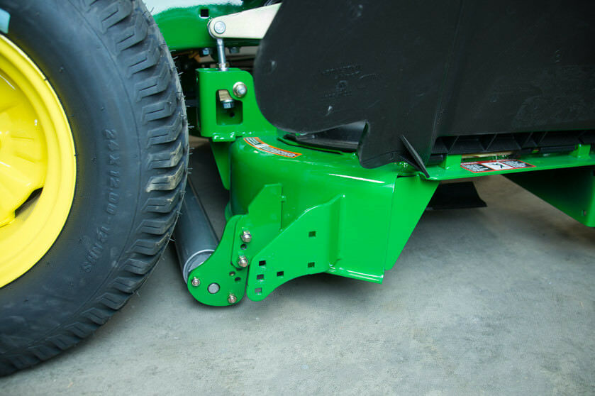 Lawn Striper For 08 16 John Deere Z900 Series With Pro 54